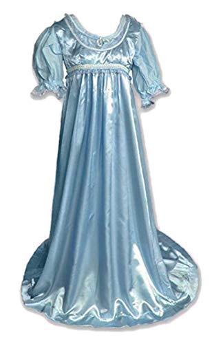 Regency Jane Austen Style Ball Gown Costume -