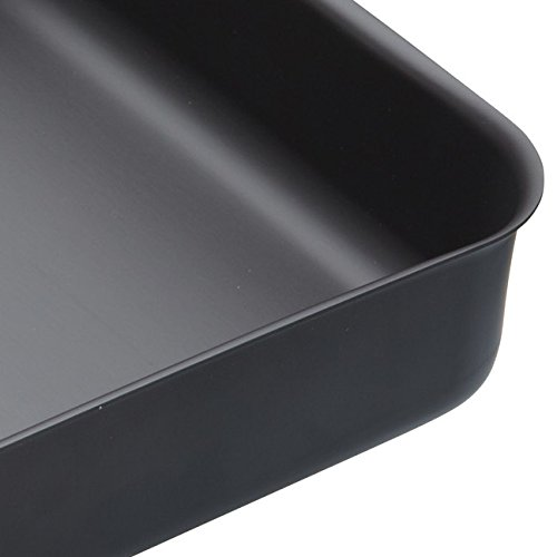 KitchenCraft MasterClass Professional Hard Anodised Non-Stick Roasting Tin 37 x 26.5 cm