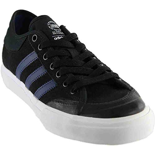 adidas Skateboarding Unisex Matchcourt Black/Mystery Blue/White 8 Women / 7 Men M US