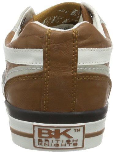 British Knights ECLIPSE LO B33-3767 Herren Sneaker Braun (brown/grey 4)