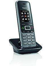 Gigaset S650H PRO Business DECT Telefon für Büros - perfekte Kommunikation dank glasklarer Audioprofile, auch beim Freisprechen in Meetings - mit Micro USB Schnittstelle und Bluetooth, anthrazit