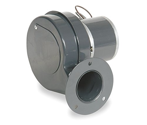 (50 CFM Round Poly Inflation Blower with Damper)