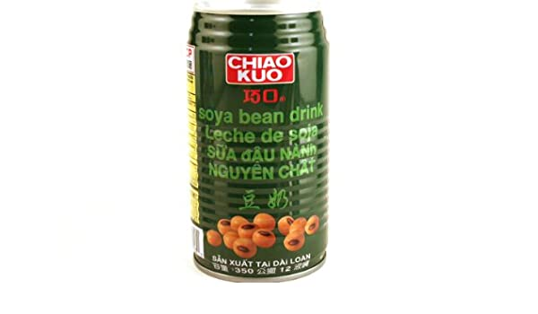 Amazon.com : Soya Bean Drink (Leche De Soja) - 12fl Oz [Pack of 6] : Grocery & Gourmet Food