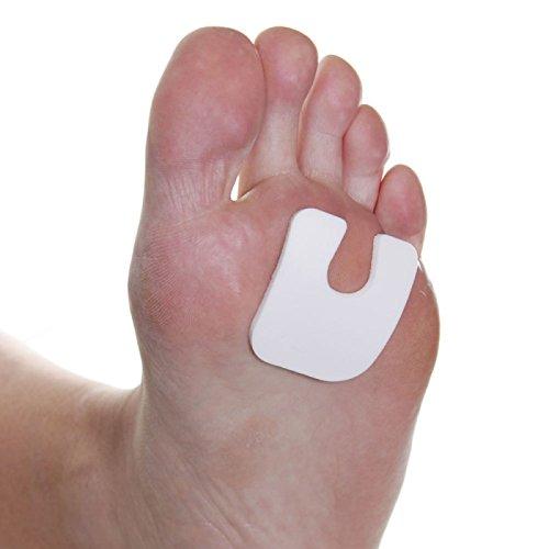 dr-jills-wide-felt-1-4-thickness-u-shaped-callus-pads-pack-20