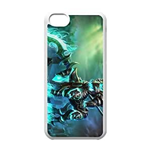 iPhone 5c Cell Phone Case White Defense Of The Ancients Dota 2 CENTAUR WARRUNNER 004 KQ3522839