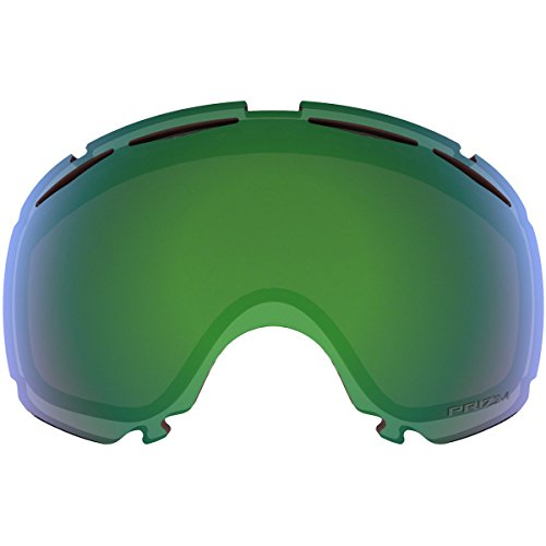 56fde565d36cf Oakley Canopy Men s Replacement Lens Snow Goggle Accessories - Prizm Jade  Iridium One Size