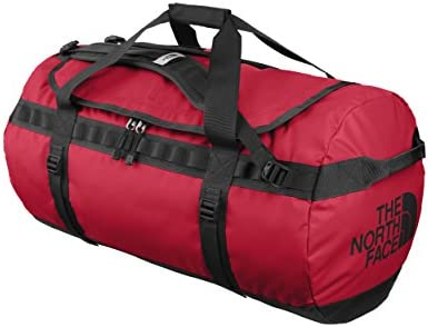e4015062f The North Face Base Camp Duffel - Large TNF Red/Black 2