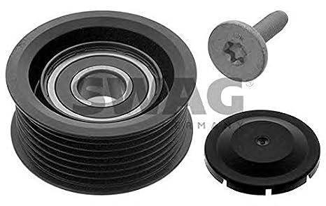 SWAG 10 03 refracción 0046/Guía Polea, correa de distribución: Amazon.es: Coche y moto