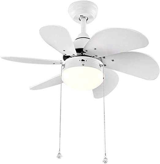 Ventilador techo Con Luz Interruptor/Iluminación Interior/Lámpara ...
