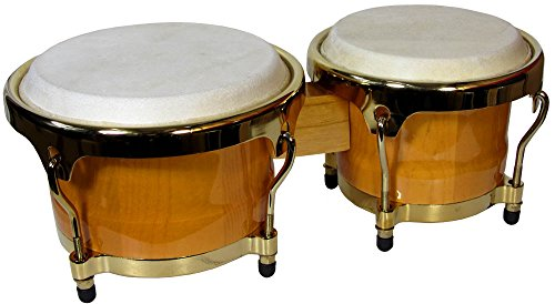 World Music Bongos - Atlas World Music Heavy Duty Bongos