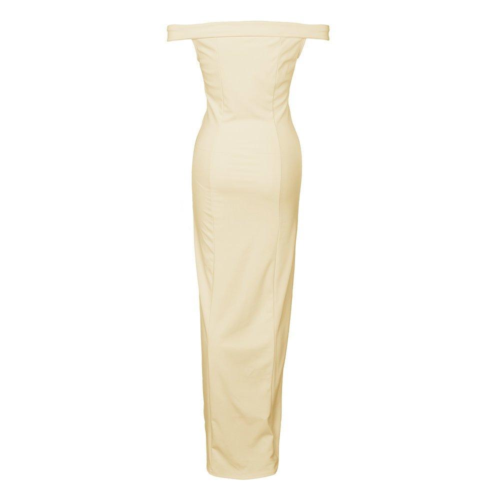 LISTHA Prom Maxi Dress Women Off Shoulder Long Ball Gown Party Evening Dresses