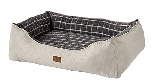 Orvis Two-in-one Dog Bed Cover/X-Large, Putty,