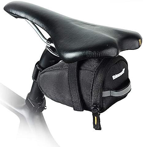 Alforja Para Bicicleta Asiento de la bicicleta de una silla ...