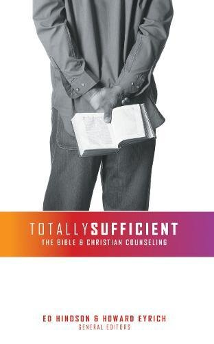 Download Totally Sufficient: The Bible and Christian Counseling pdf epub