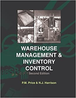 Book Warehouse Management and Inventory Control by Philip M. Price (2015-08-03)