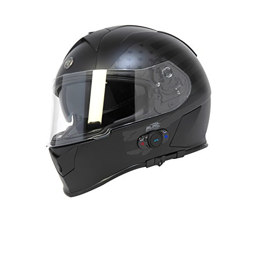 Dual Sport Helmet With Bluetooth - 4