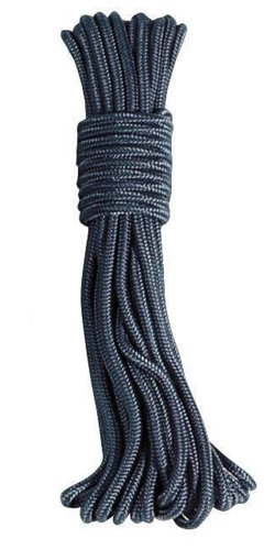 15 meters of 7mm Purlon (Para Cord) Black