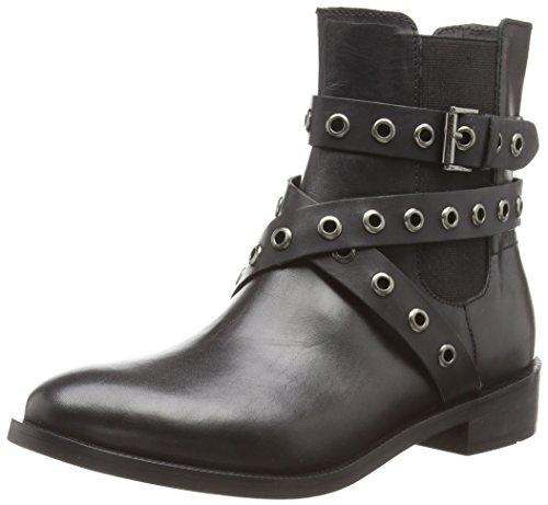 Esprit Cara, Damen Kurzschaft Stiefel Black (001)