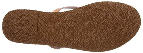 coral Livia Crl Femme Marron Roxy Tongs 0f8IqTOwwg