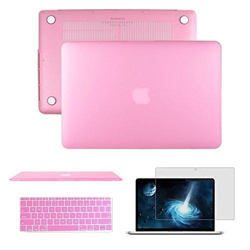 """Macbook Pro 13"""" with Retina Case,Anrain Soft-Skin See Thr..."""