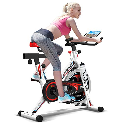 HARISON Exercise Bike Pro Indoor Cycling Bike