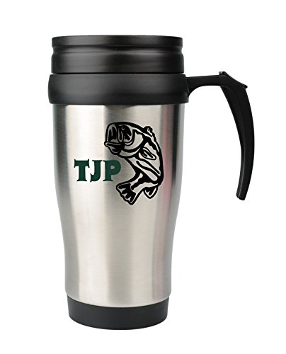 Tumbler Monogram Vinyl Design Options product image