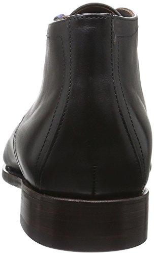 Floris Van Bommel Mannen 10670/01 Korte Schacht Laarzen Zwart (black)
