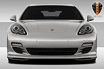 Duraflex 108278 2010-2013 Porsche Panamera Eros Version 2 Front Lip Under Spoiler Air