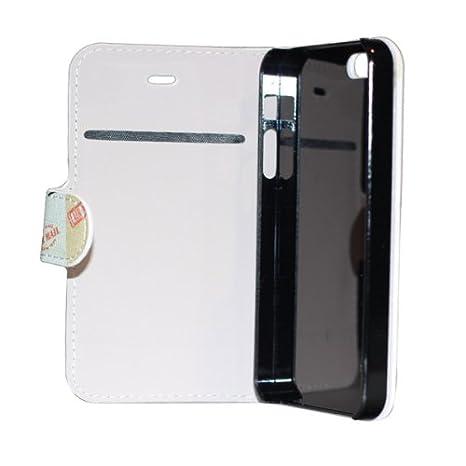 Amazon.com: iPhone 5S Case, nccypo Wallet Colorful Post ...