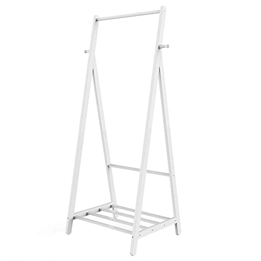 LTJTVFXQ-coat rack Perchero Dormitorio Ropa Simple Estante ...