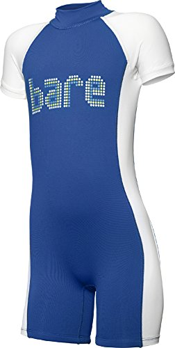Bare Sprint Shorty Wetsuit for Toddlers & Kids, Blue, 2 ()