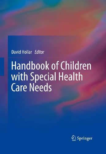 Handbook of Children with Special Health Care Needs Pdf