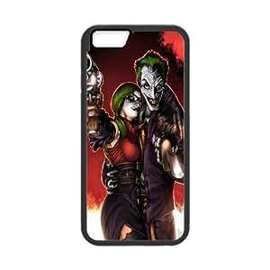 "Harley Quinn DIY Case for Iphone6 Plus 5.5"", Custom Harley Quinn Case"