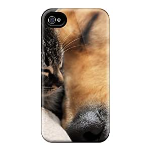 Premium Sweet Friendship Back Cover Snap On Case For Iphone 4/4s
