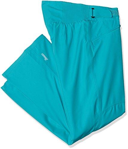 Eider EIV3357, Pantalones de Esquí Para Mujer Refresh Blue