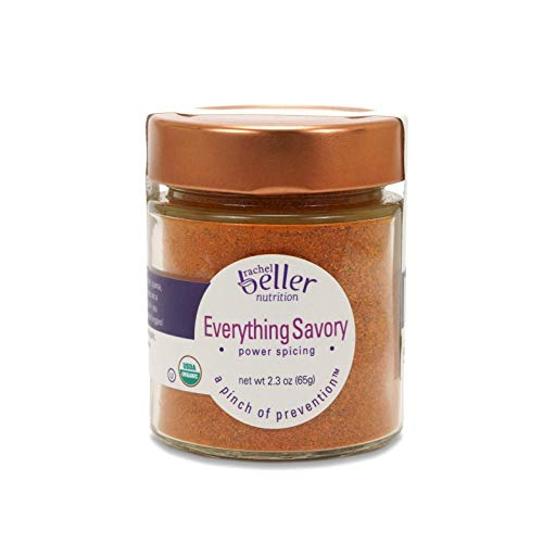 Rachel Beller Nutrition Power Spicing - EVERYTHING SAVORY - 2.3 oz - All Organic