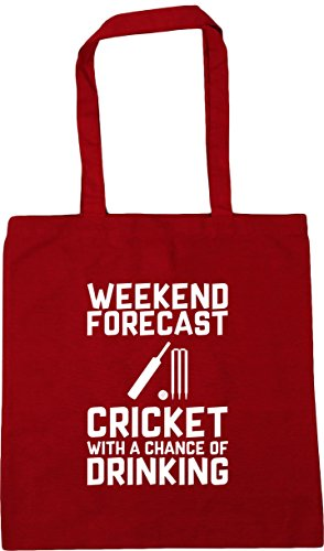Forecast De Con Compras Classic nbsp;cm 42 Bolsa X38 Hippowarehouse nbsp;litros Weekend nbsp;cm Tote 10 Una Oportunidad Cricket Red Playa Potable wWz15tYq