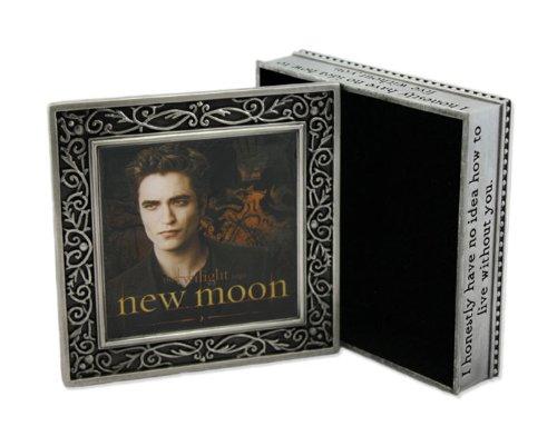 Twilight New Moon ''Edward'' Metal Jewelry Box by NECA