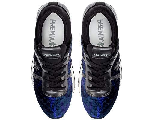 Azul Premiata Para Mujer Zapatillas Liz xYqvS