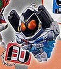 Kamen Rider Fourze large swing set 3 4. Kamen Rider Fourze Magnet States (plate 30) separately (japan import) - Rider Magnet Set
