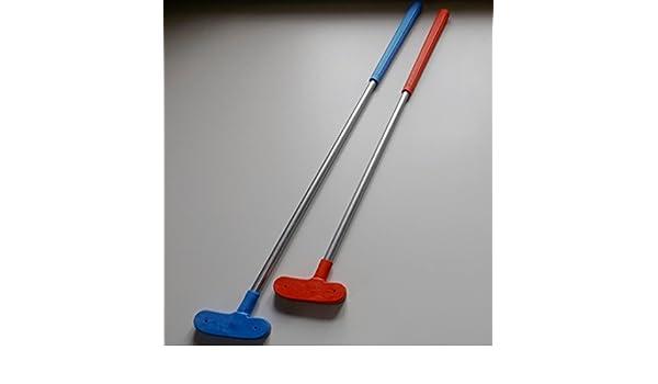 10 palos de mini golf variados para niños, en 70 cm + 80 cm ...