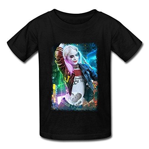 sanyou-kids-geek-suicide-squad-margot-robbbie-harley-quinn-t-shirts-size-xl-black