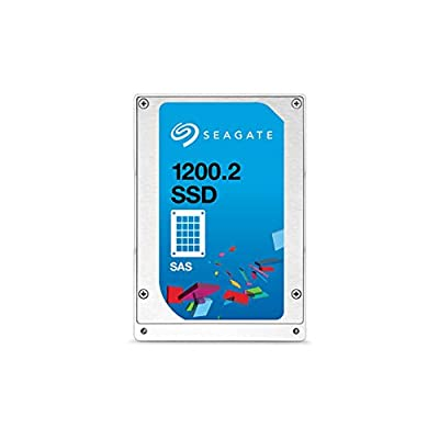 "Seagate Solid State Drive, Internal 400 Scsi 2.5"" ST400FM0233"