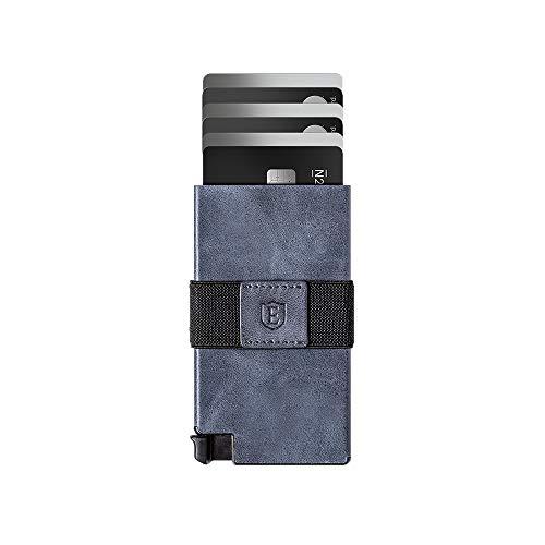 Ekster Senate - Slim Leather Wallet - RFID Blocking - Quick Card...