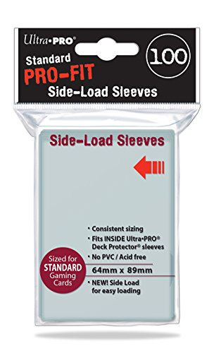 PRO-Fit Standard (Magic) Size Side-loading Inner Sleeves