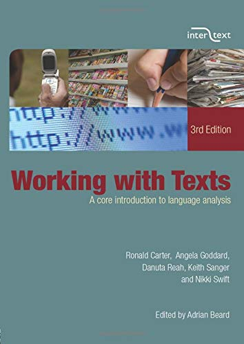 Working with Texts (Intertext)