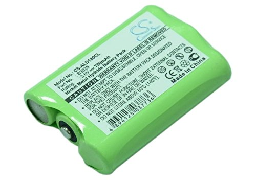 Replacement Battery for Lifetec 681,LT-9986,Cordless Phone Battery