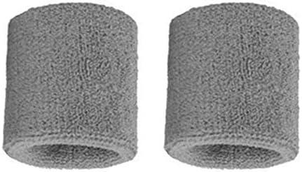 ZengBuks 1 par de Pulseras de algodón Puro Muñequera Suave Bandas de Soporte Bandas de muñeca Bandas Deportivas para Jugar Baloncesto Tenis - Gris - 1 Tamaño: Amazon.es: Deportes y aire libre