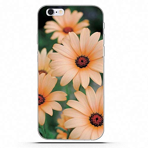wechat Store for Galaxy Alpha Core Prime Note 4 5 8 S3 S4 S5 S6 S7 S8 S9 Mini Edge Plus Design Novelty Mobile Phone Shell Daisy Flower,as picture4,for Galaxy S9 Plus]()