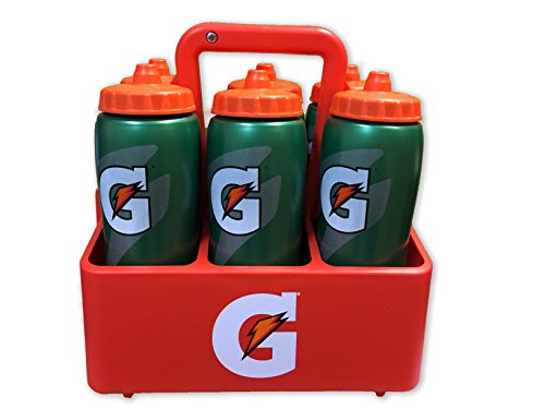 Gatorade Hydration Pack 6 Gatorade G Bottles and a Gatorade Carrier by Gatorade